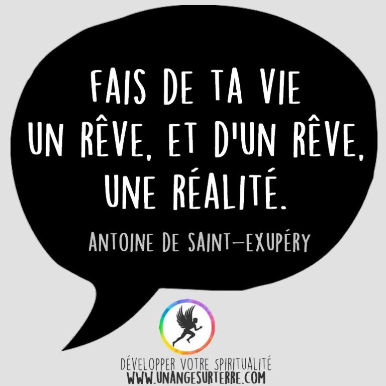Citation Spirituelle (un ange sur terre - unangesurterre.com)